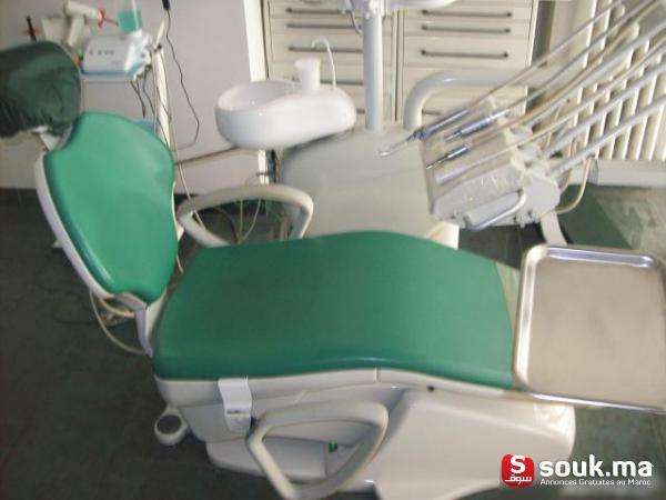 Materiel dentaire occasion maroc