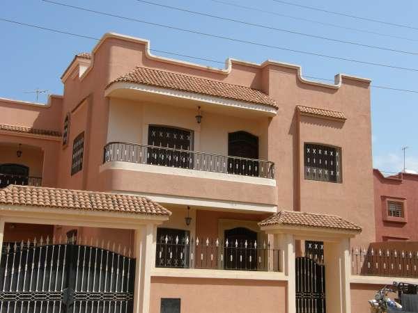 Villa a vendre a berkane berkane souk ma for Decoration maison au maroc