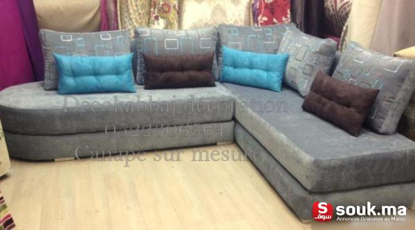 canap a vendre casablanca souk ma. Black Bedroom Furniture Sets. Home Design Ideas