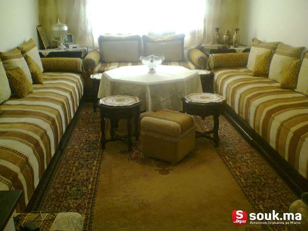 best sofa marocain a vendre gallery awesome interior home satellite. Black Bedroom Furniture Sets. Home Design Ideas