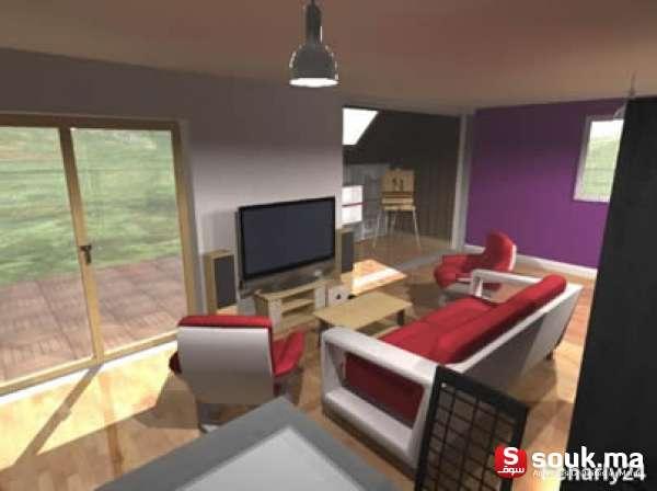 Dessin En 3D Pour Votre Maison Ou Bien Société | Tanger | SOUK.MA ...