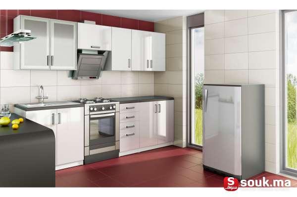 menuiserie pvc et cuisine encastree casablanca souk ma. Black Bedroom Furniture Sets. Home Design Ideas