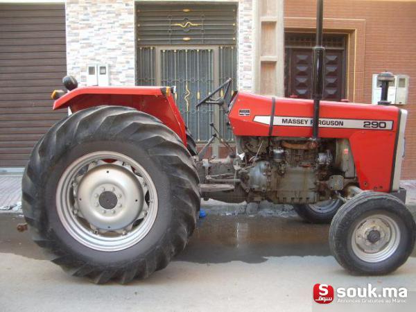 tracteur massey ferguson 290 tracteur routier occasion renault. Black Bedroom Furniture Sets. Home Design Ideas