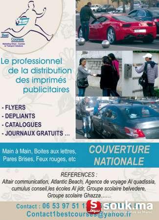 flyers maroc