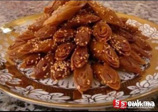 gateaux marocain sur gâteaux sur commande