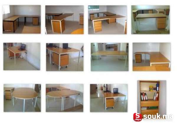 Vente mobilier de bureau en gros casablanca souk ma for Vente mobilier de bureau
