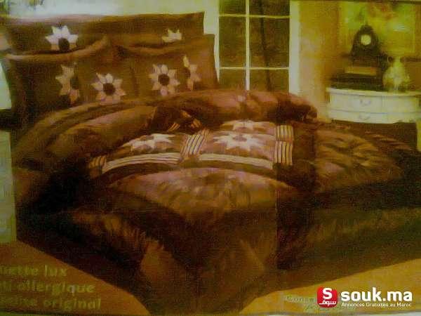 vente couvre lit casablanca souk ma. Black Bedroom Furniture Sets. Home Design Ideas