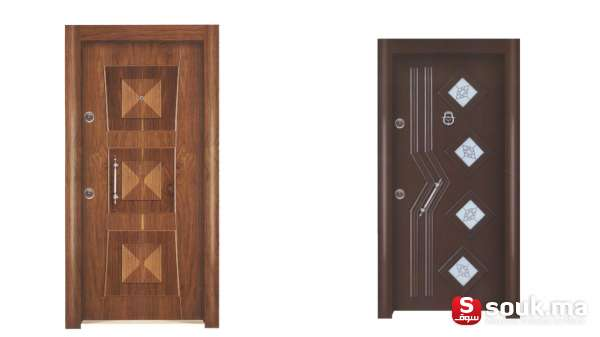plusieurs mod les de portes casablanca souk ma. Black Bedroom Furniture Sets. Home Design Ideas