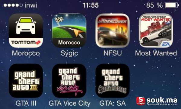 jeux iphone sans internet