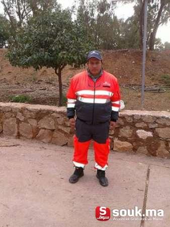 Agent Gardinnage Ou Technicien Sabaa Aiyoun Souk Ma سوق المغرب