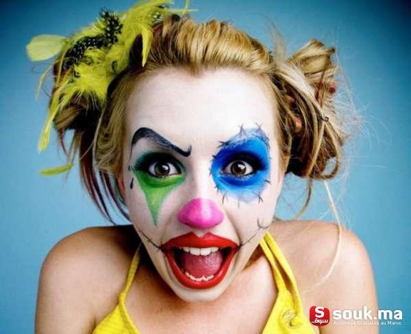 animation pour enfant a casablanca clown magie maquillage ca casablanca souk ma. Black Bedroom Furniture Sets. Home Design Ideas