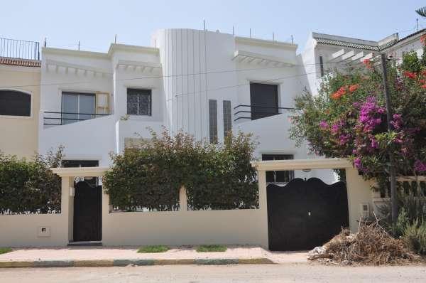 Villa a vendre a mohammedia la siesta mohammedia for Residence a mohammedia avec piscine