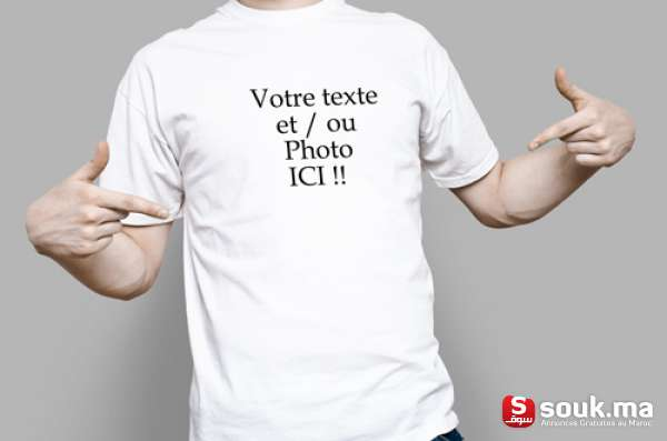 [ ! ] impression sur t shirt casablanca  | How Impression Sur T Shirt Casablanca Is Going To Change Your Business Strategies
