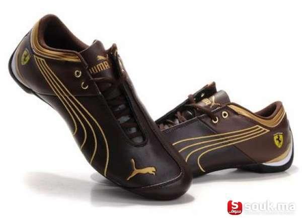 Chaussure de Sécurité Puma (S1P SRC HRO) DONCEL MAROC