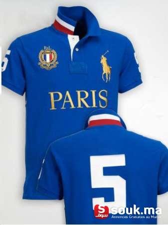 سوق Shirt Ralph ma المغرب LaurenCasablanca Souk Polo T rEWBoedxQC