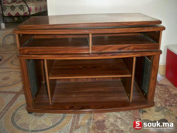 Table de t l vision safi souk ma for Table de tele