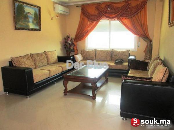 Un Appartement Meublé En Location,quar Malabata   Tanger   SOUK.MA ...