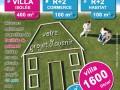 Des lots en R+2 et Villa à route imouzzer