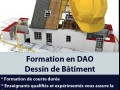 Formation Dessin de Bâtiment (DAO)