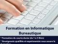 Formation en Informatique Bureautique