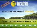 Terrain de 750 m² dans la ville Amilly,France