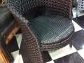 Chaises et tables pour terrasses cafés