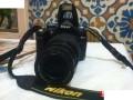 Nikon D5000 appareil de photo reflex Avec 55-200