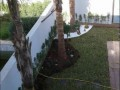création des jardins et espaces verts