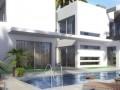 Vente villa en bande H.S 250m² à 400m² Bouskoura