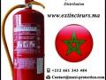 Extincteur d'incendie au maroc