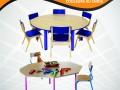 table pour crèche