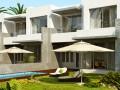 Villas en bande H.S 250m² à 400m² Bouskoura